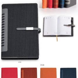 Agenda portafoglio semplice, Art. A44 la stampa del logo della tua azienda