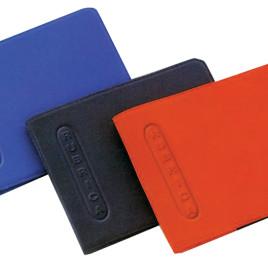 Rubrica tascabile in finta pelle con la stampa del logo della tua azienda,  Art. RP1