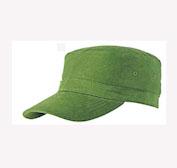 Cappellino in cotone, Art. 190 con stampa logo e grafica personalizzata.