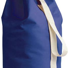 Sacca zaino in nylon, Art. 235 con stampa logo e grafica personalizzata.