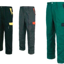 Divisa pantalone art. lv15 con la stampa del tuo logo.