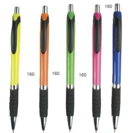 Penna refil nero, Art. 160 con stampa logo