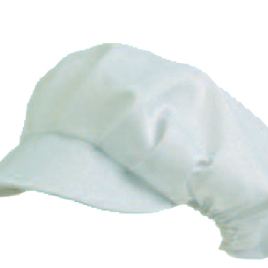 Cuffia bianca unisex art. lv24 con la stampa del tuo logo.