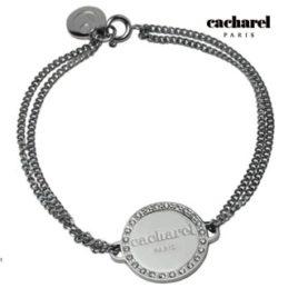 Bracciale da donna Cacharel in acciaio cromato, Art. 761