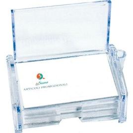 Porta/Bigliettini con P/Penne, Art. 342 personalizzabile