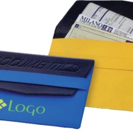 Portadocumenti macchina Art.386 con il logo della tua azienda