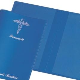 Portadocumenti sanitari, Art. 402 con il logo della tua azienda