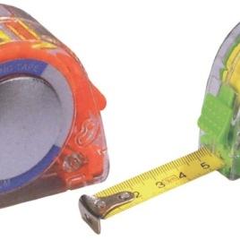 Flessometro colorato mt. 3, Art. 415 con il logo della tua azienda