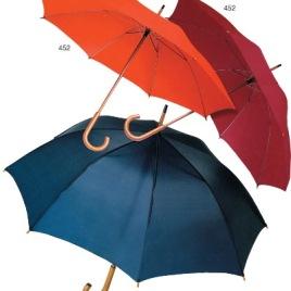 Ombrello a manico curvo, Art. 452 con il logo della tua azienda