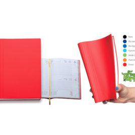 Agenda p/foglio colori assortiti, Art. A14