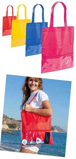 Borsa mare da spiaggia , Art. 208 con il logo della tua azienda