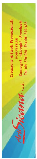 Segnalibro multicolor, Art. 605 con la stampa del tuo logo