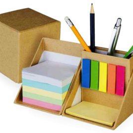 Mini kit da ufficio Art. 639 con la stampa del tuo logo