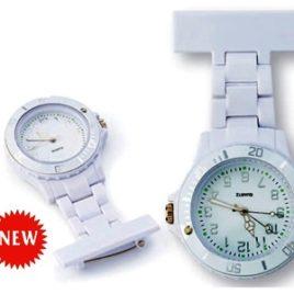 Orologio da Medico/Infermiere, Art. 410 con il logo della tua azienda