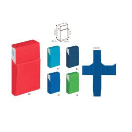 Copri pacchetto sigarette in TAM, Art. 430 con il logo della tua azienda