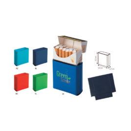Copri pacchetto sigarette in TAM, Art. 431 con il logo della tua azienda
