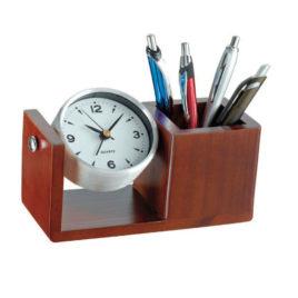 P/Penne in Legno con orologio, Art. 770