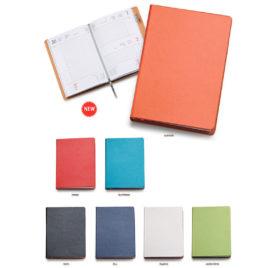 Agenda Portafoglio semplice in PU con la stampa del logo della tua azienda,  Art. A19
